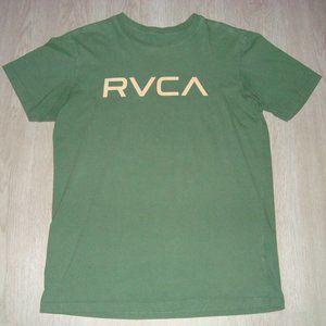 MENS RVCA SHIRT MEDIUM